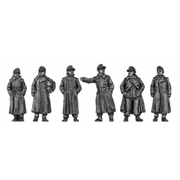 German Infantry - greatcoat (20mm)