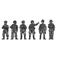 German Officers - set 2 (20mm)