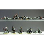 Greatcoat infantry prone (20mm)