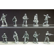 Wintertarnanzug (winter camo suit) advancing (20mm)