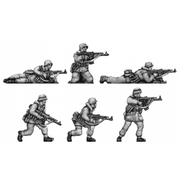German Infantry, winter camo suits with STGw44 (20mm)
