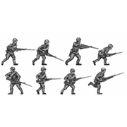 Helmets, rifles advancing (20mm)