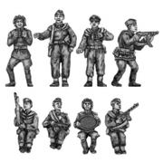 Soviet scouts for White Scout Cars (20mm)