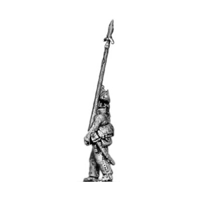 Musketeer sergeant, with spontoon (18mm)
