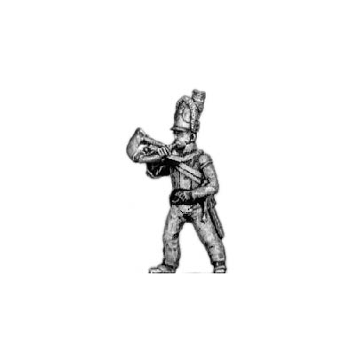 Grenadier hornist (18mm)