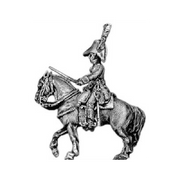 Mounted officers (18mm)