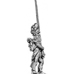 Hungarian grenadier standard bearer (18mm)
