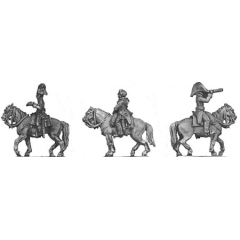 Mounted staff set (18mm)