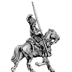Dragoon/Chevauleger standard bearer (18mm)