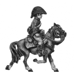 Mounted NCO - one piece casting (18mm)