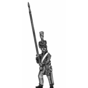 Orange Nassau 28th Reg. standard bearer (18mm)