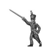 2nd Nassau- Usingen Fusilier, Officer (18mm)