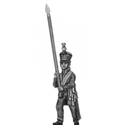 2nd Nassau- Usingen Fusilier, Standard Bearer (18mm)