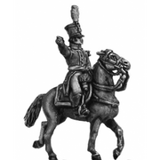 Dutch mounted officer (18mm)