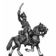 Light Dragoon officer (18mm)