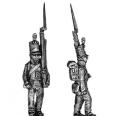 Fusilier, stovepipe, march attack (18mm)
