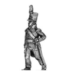 Officer, stovepipe (18mm)