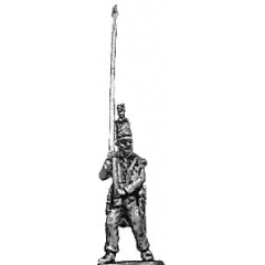 Standard bearer, stovepipe (18mm)