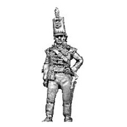 Cacadores officer (18mm)