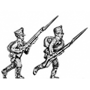 Fusilier, advancing (18mm)