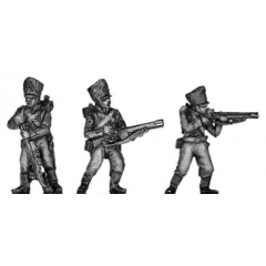 Jager, skirmishing (18mm)