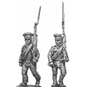 Reserve infantry, marching, caps and jacket (18mm)
