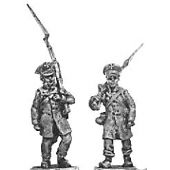 Landwehr, marching (18mm)