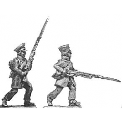 Landwehr, advancing (18mm)