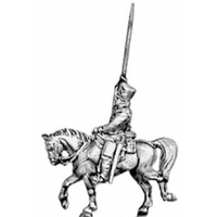 Dragoon standard bearer (18mm)