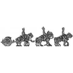 Light limber team (18mm)