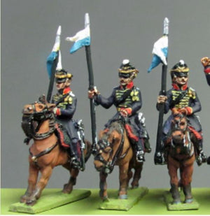 NEW - East Prussian National Cavalry (18mm)