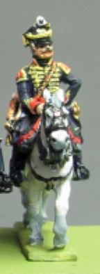 NEW - East Prussian National Cavalry Trumpeter (18mm)