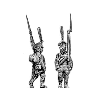 Grenadier, march attack (18mm)