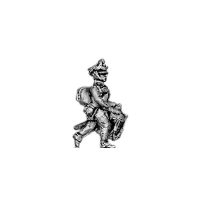 Musketeer drummer (18mm)