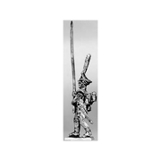 Standard bearer (senior NCO) (18mm)