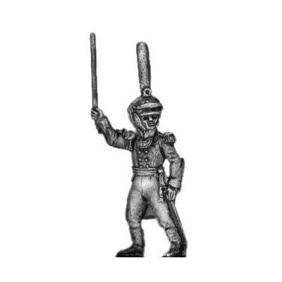 Pavlov Grenadier Officer, shako (18mm)