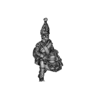 Pavlov Grenadier Drummer (18mm)