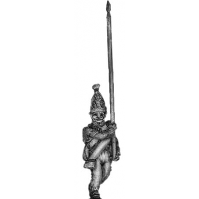 Pavlov Grenadier Standard Bearer (18mm)