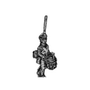 Guard infantry drummer, shako (18mm)