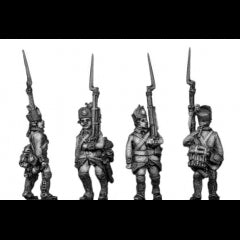 German Fusiliers marching (18mm)
