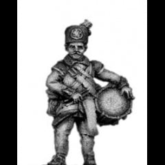 Hungarian drummer  (18mm)