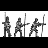 Grenzer sharpshooters with Doppelstutzen (18mm)