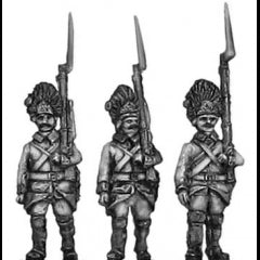 German grenadiers marching (18mm)