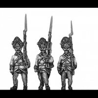 Hungarian grenadiers marching (18mm)