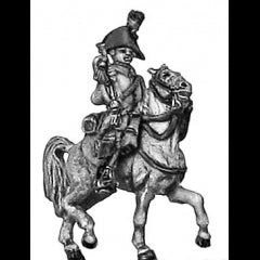 Dragoons trumpeter (18mm)