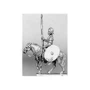Cavalryman and horse (18mm)