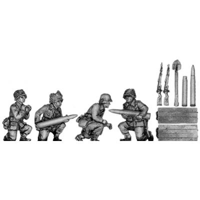 German PaK40 crew (20mm)