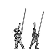 Standard bearer, cocked hat (18mm)