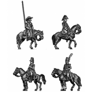 Spanish Generals (18mm)