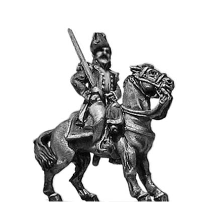 Cavalry officer (18mm)